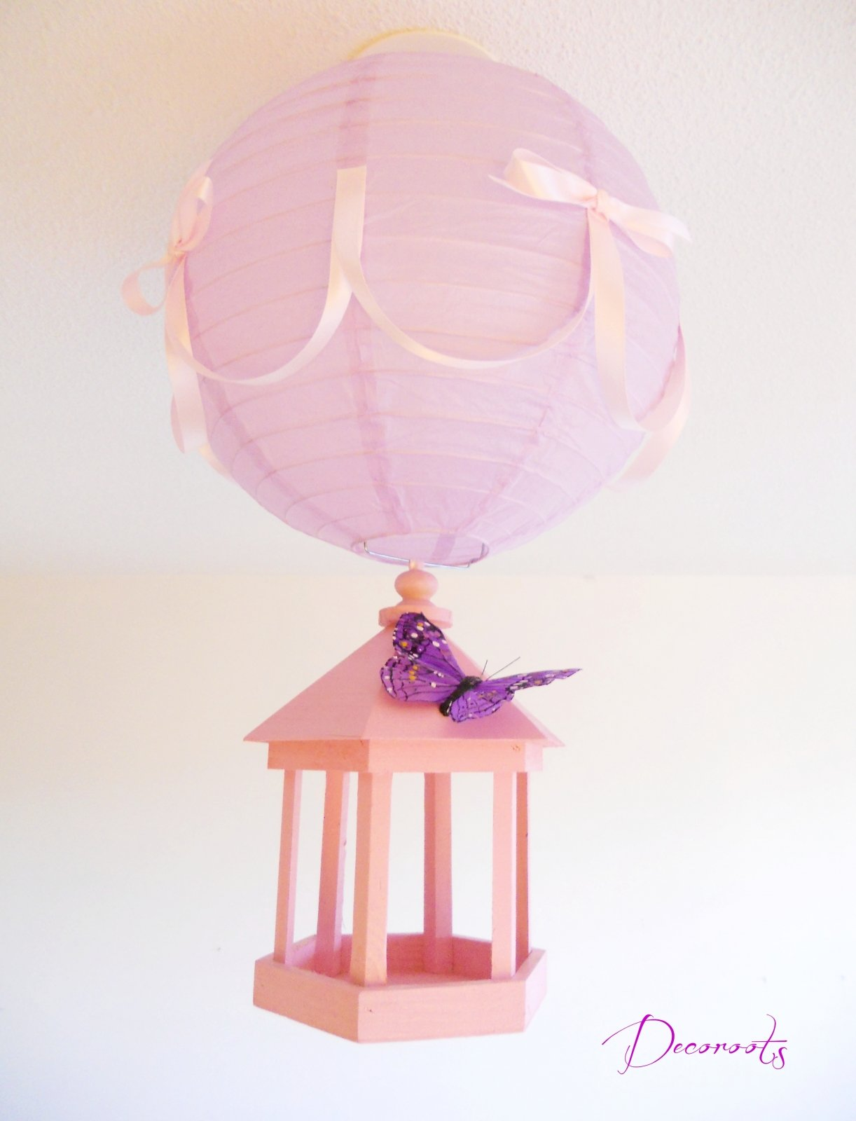 Plafonnier Chambre Fille Abatjour Garon Suspension Fort