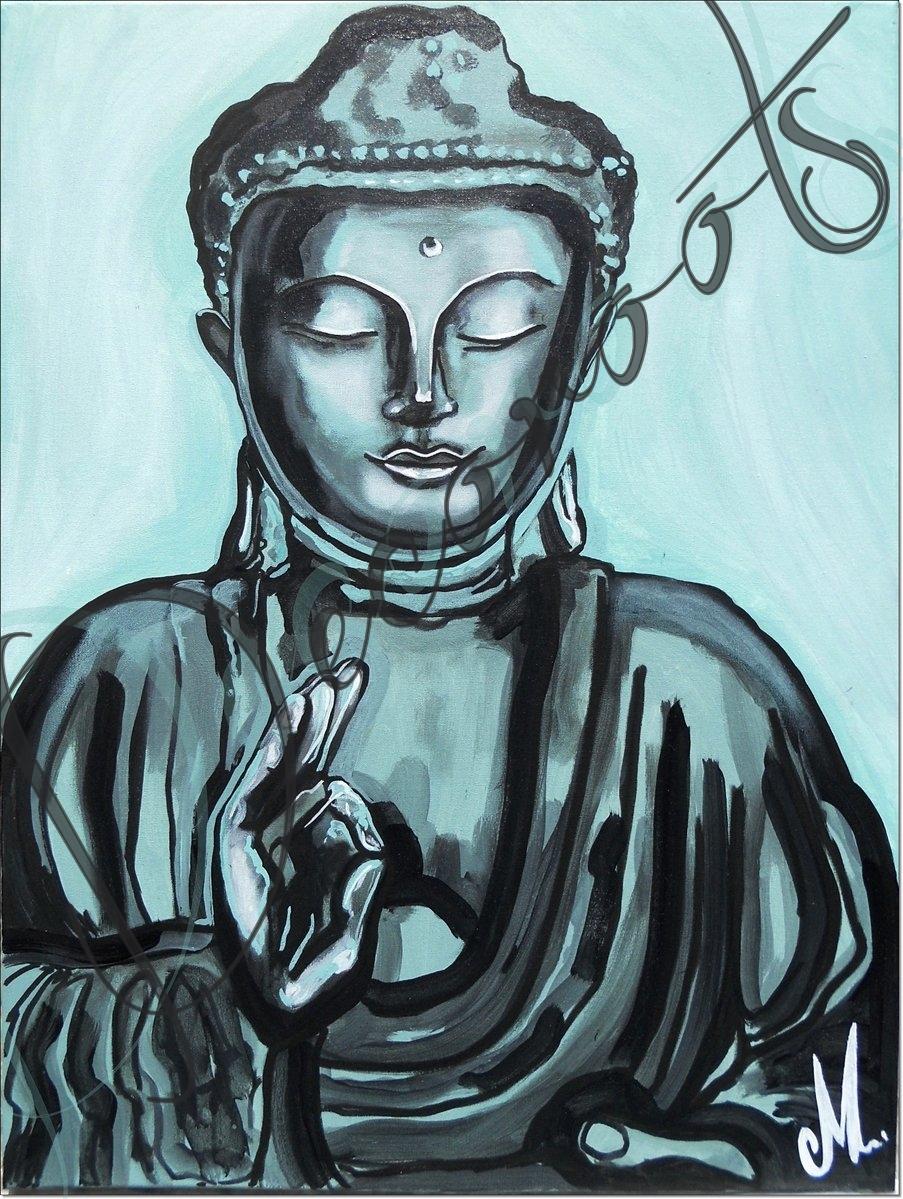 Top Peinture Zen Fe Bouddha Tableau Tattoo Tattoos in