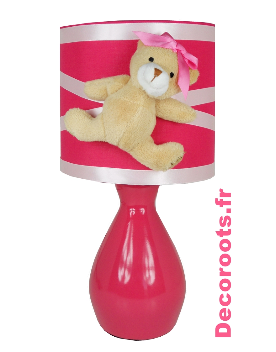Lampe enfant - Lampe de table enfant ...