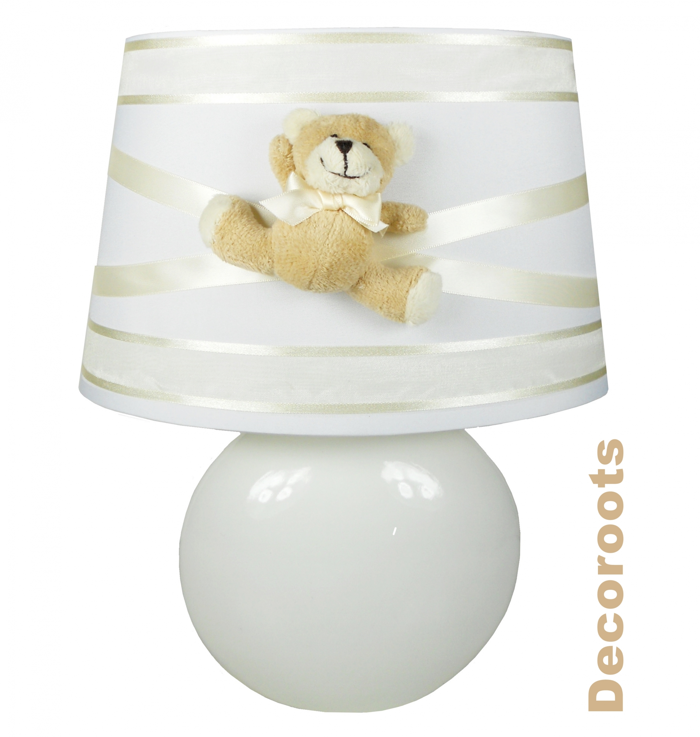 lampe b b ours peluche d coration chambre enfant b b. Black Bedroom Furniture Sets. Home Design Ideas