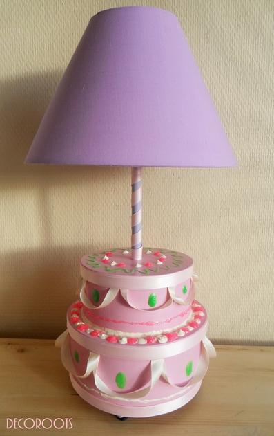 Lampe de chevet enfant b b g teau d 39 anniversare - Lampe de chevet fille originale ...