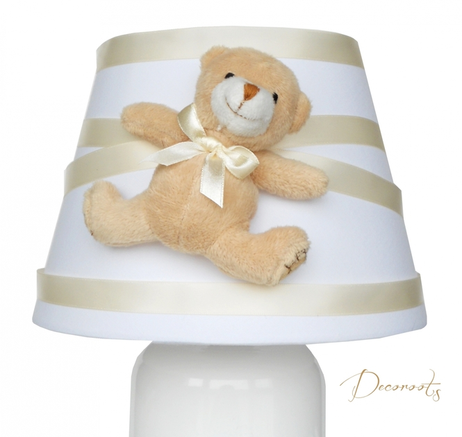 Lampe b b ours peluche d coration chambre enfant b b - Lampe chambre bebe garcon ...