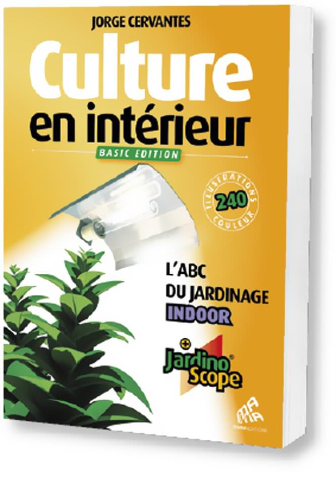 Culture en int rieur basic edition livre growshop for Culture en interieur