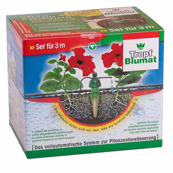 blumat tropf kit 12 carottes arrosage irrigation automatique growshop terre hydro culture. Black Bedroom Furniture Sets. Home Design Ideas