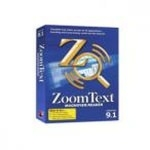Informatique - Malvoyants  ZoomText 9.1 - niveau 2 Magnifier/ScreenReader