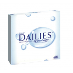 Lentilles Focus Dailies all day comfort x90