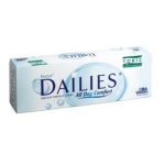 Lentilles Focus Dailies all day comfort Toric x30