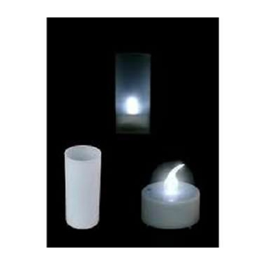 bougie led piles solaires flottantes rechargeables deco lumineuse. Black Bedroom Furniture Sets. Home Design Ideas