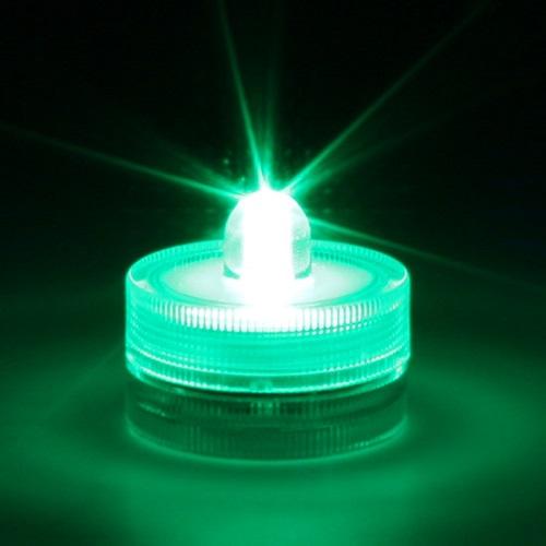 lampion lumineux led submersible vert pack de 10 deco lumineuse. Black Bedroom Furniture Sets. Home Design Ideas