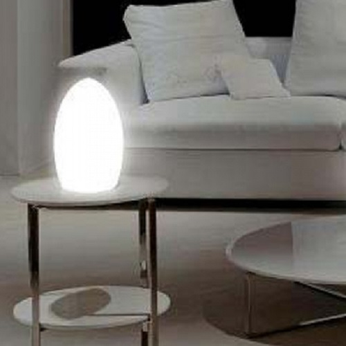 lampe led sans fil small egg deco lumineuse. Black Bedroom Furniture Sets. Home Design Ideas