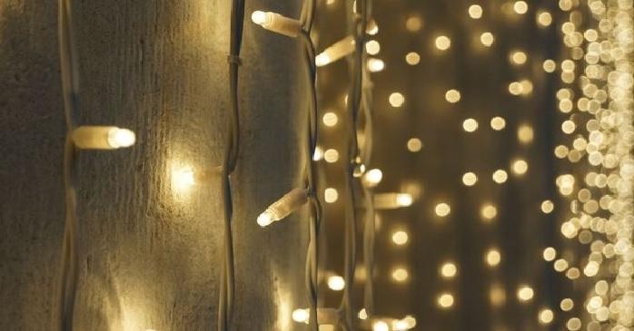 Guirlande lumineuse led piles ou secteur deco lumineuse - Guirlandes lumineuses interieur ...
