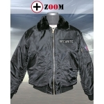 Blouson style BOMBERS INTERVENTION