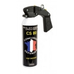 Aérosol lacrymogène gaz CS 500ml
