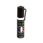 Aérosol lacrymogène gel CS 25ml