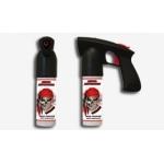 Aérosol lacrymogène gel POIVRE DEVIL IRRITANT 300 ML avec poignée