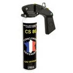 Aérosol lacrymogène gaz CS 2% 300ml