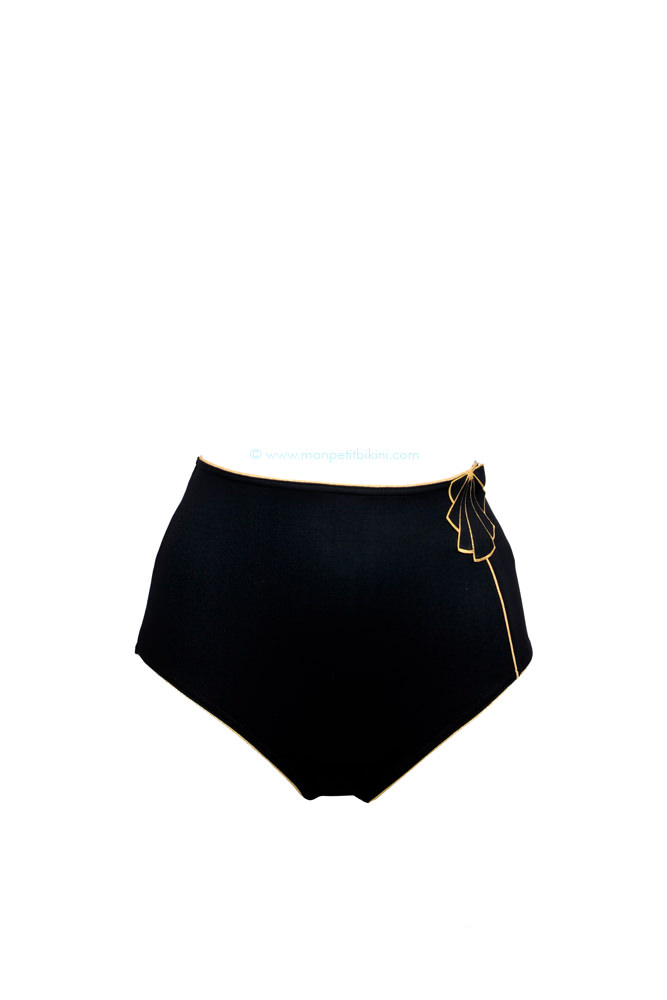 maillot de bain r tro taille haute cleopatra maillot de. Black Bedroom Furniture Sets. Home Design Ideas