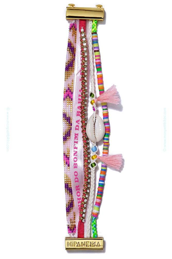 bijoux hipanema achat vente bracelet br silien collection 2014. Black Bedroom Furniture Sets. Home Design Ideas