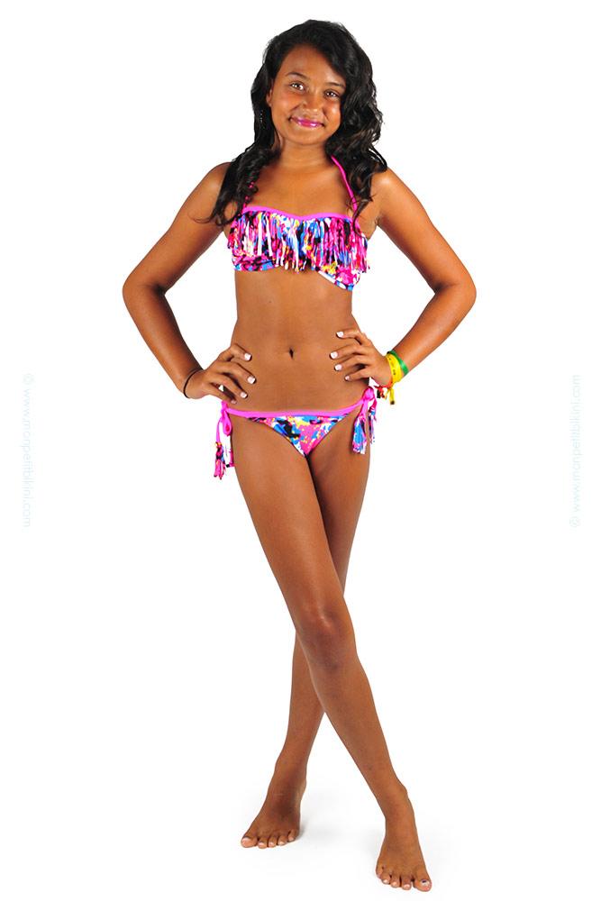 Vues adolescents de bikini goodtanya4 changeant