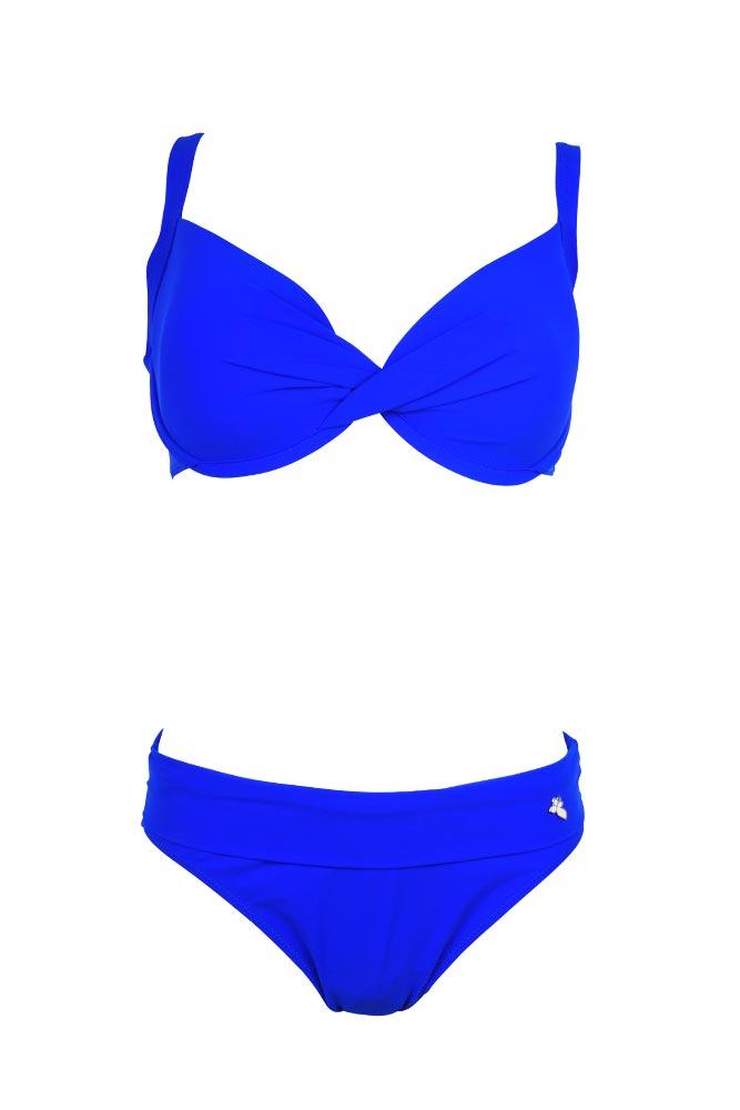 maillot 2 pi ces grande taille lolita angels bikini bonnet e bleu. Black Bedroom Furniture Sets. Home Design Ideas