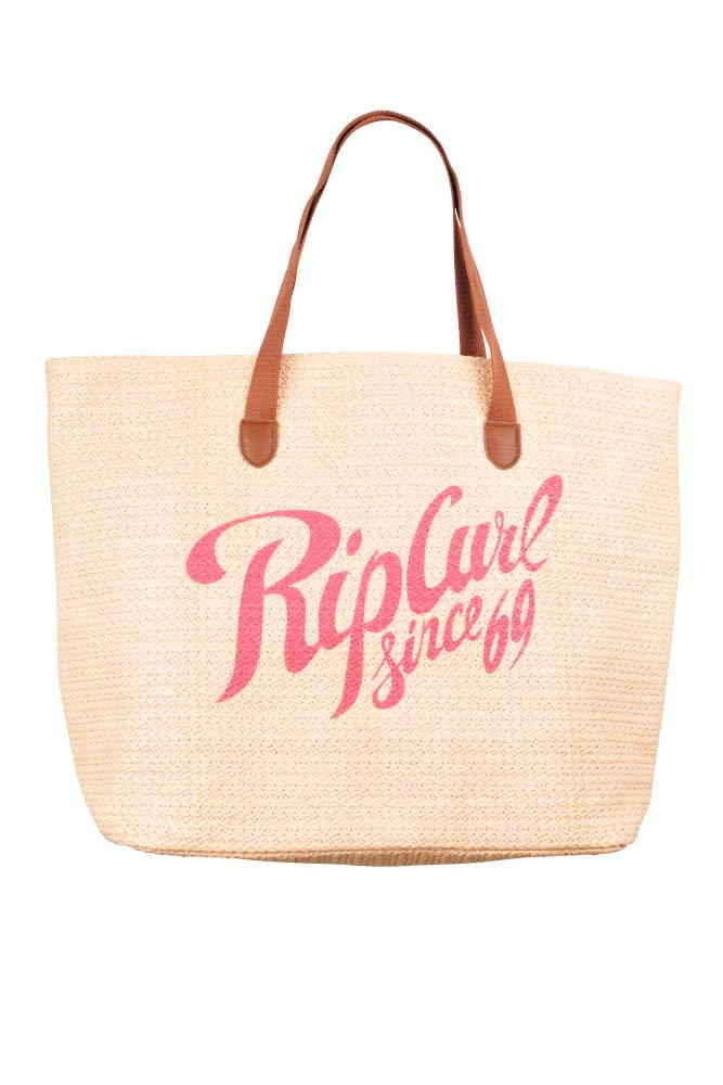 sac de plage rip curl tracy beach panier de plage beige. Black Bedroom Furniture Sets. Home Design Ideas
