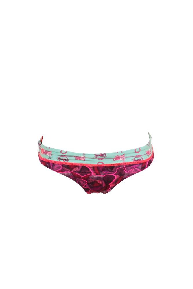 maillot de bain deux pi ces maaji rose ponies multicolore maaji. Black Bedroom Furniture Sets. Home Design Ideas