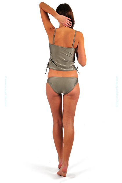 maillot de bain tankini pas cher maillot de bain femme taupe beige. Black Bedroom Furniture Sets. Home Design Ideas