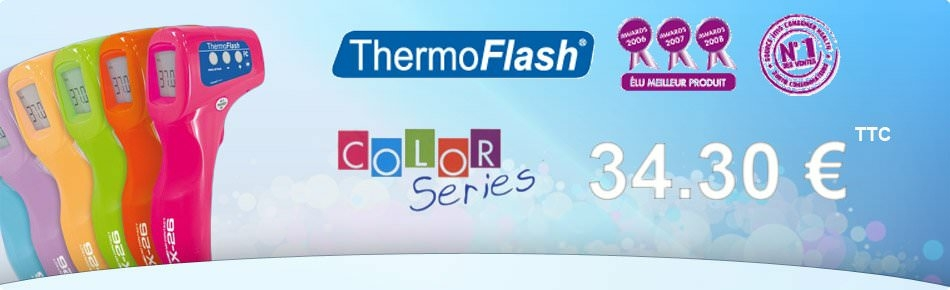thermoflash sur www.materielmedical.com