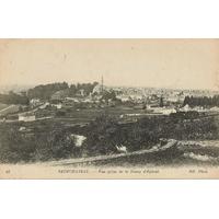 NEUFCHATEAU / VUE DEPUIS ROUTE EPINAL / 1916