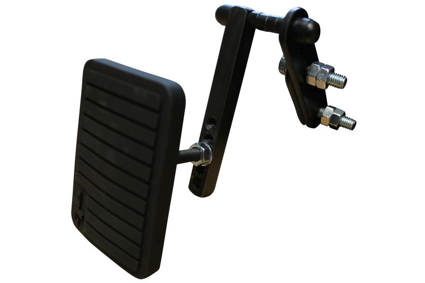 rehausse p dale acc l rateur frein embrayage pour voiture. Black Bedroom Furniture Sets. Home Design Ideas
