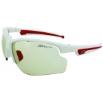 Lunettes Julbo Ultra - Blanc - Zebra Light Cat. 1 à 3