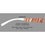 Branches Dilem Larges Décor 3 ZC622 : Limonade - Chocolat Orange Décor Groove