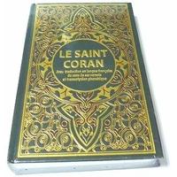 Saint Coran en arabe avec traduction en français et transcription phonétique