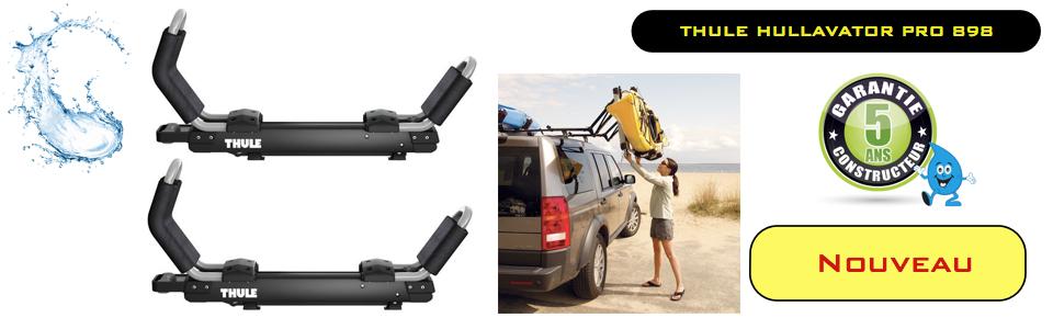 Oui, je veux découvrir le nouveau porte-kayak Thule Hullavator Pro
