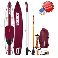 PACK STAND UP PADDLE GONFLABLE JOBE AERO 12'6