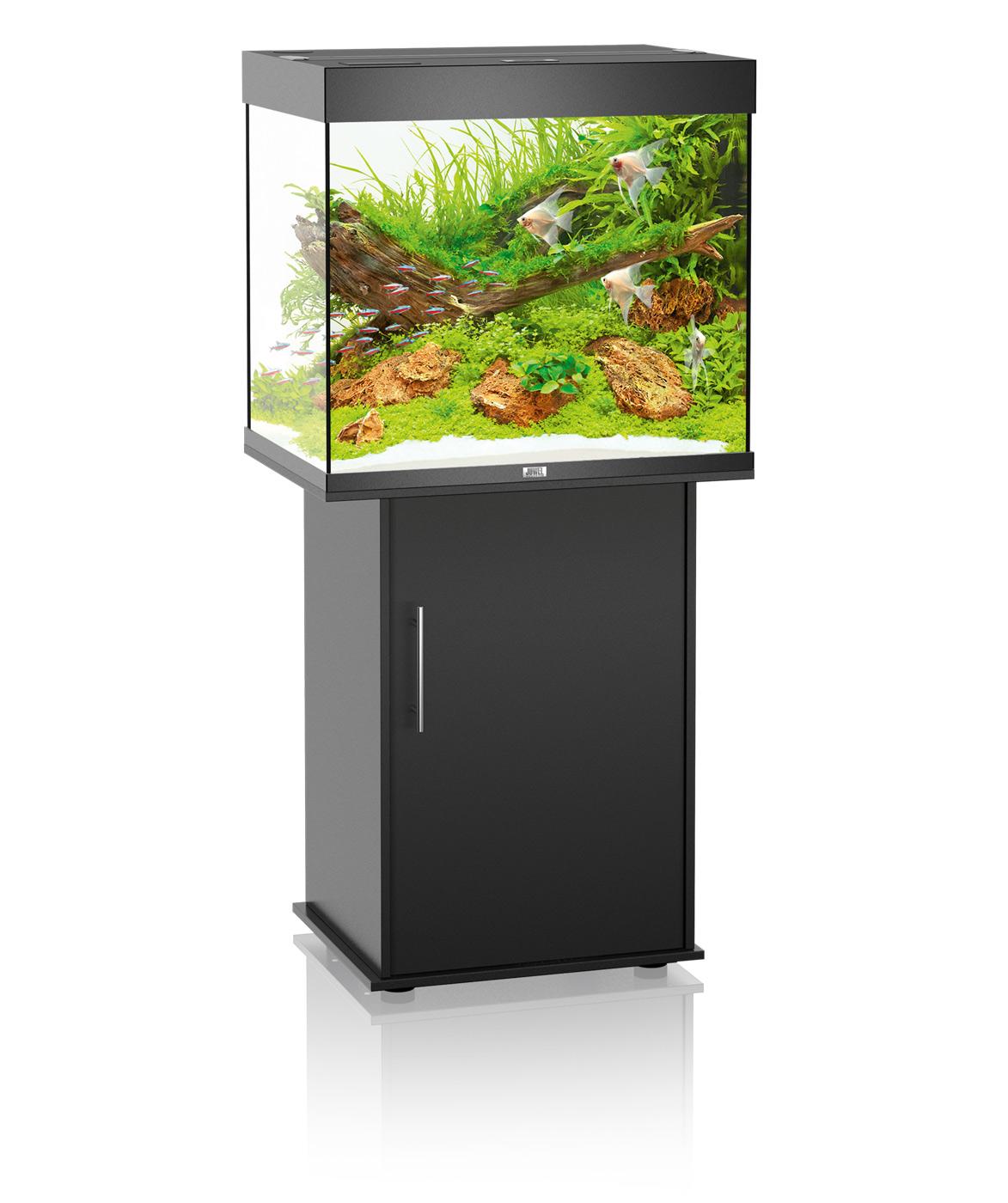 Aquarium juwel lido 200 dim 71 x 51 x 65 cm 200 litres - Aquarium 200 litres avec meuble ...