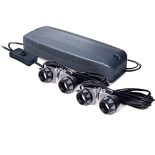 Arcadia ultra seal t8 ballast lectronique pour 2 tubes for Ballast aquarium t8