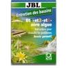 """JBL Entretien des bassins """"Et 1 et 2 et 3 Zero Algues"""" Livre Gratuit* de 21 pages"""