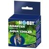 Kit d'adaptateurs pour ventilateurs HOBBY Aqua Cooler pour vitre et couvercle jusqu'à 22 mm d'épaisseur