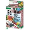 JBL Test Fe pour contrôler la teneur en fer des aquariums d'eau douce ou d'eau de mer