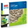 JUWEL Cliff Light plaque de fond 3D 60 x 55 cm pour l'habillage de la vitre arrière de votre aquarium