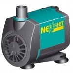 AQUARIUM SYSTEMS - New-Jet NJ600 pompe universelle avec débit réglable 200 à 550L/h