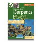 Serpents de France et d'Europe - Guide complet de 127 pages