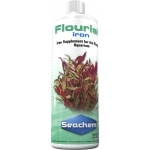 SEACHEM - Flourish Iron 500ml source de Fer concentré pour plantes d'aquarium