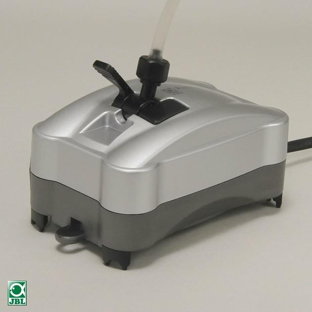 jbl prosilent a100 pompe 224 air silencieuse de 100l h avec accessoires pour aquarium de 40 224 150l