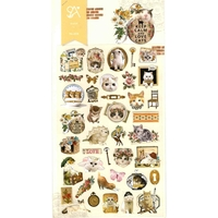 petits stickers chats