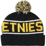 Bonnet ETNIES Steppen black/yellow