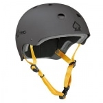 "Casque PRO-TEC U the classic matte charcoal ""Junior"""