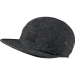 Casquette NIKE Fabric 5 panels dark grey