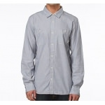 Chemise VANS Graves II ML dress blue